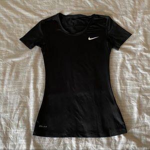 2 Nike Dri-Fit Shirts